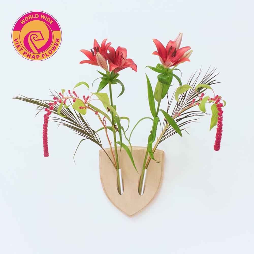 Thiết kế hoa đối xứng