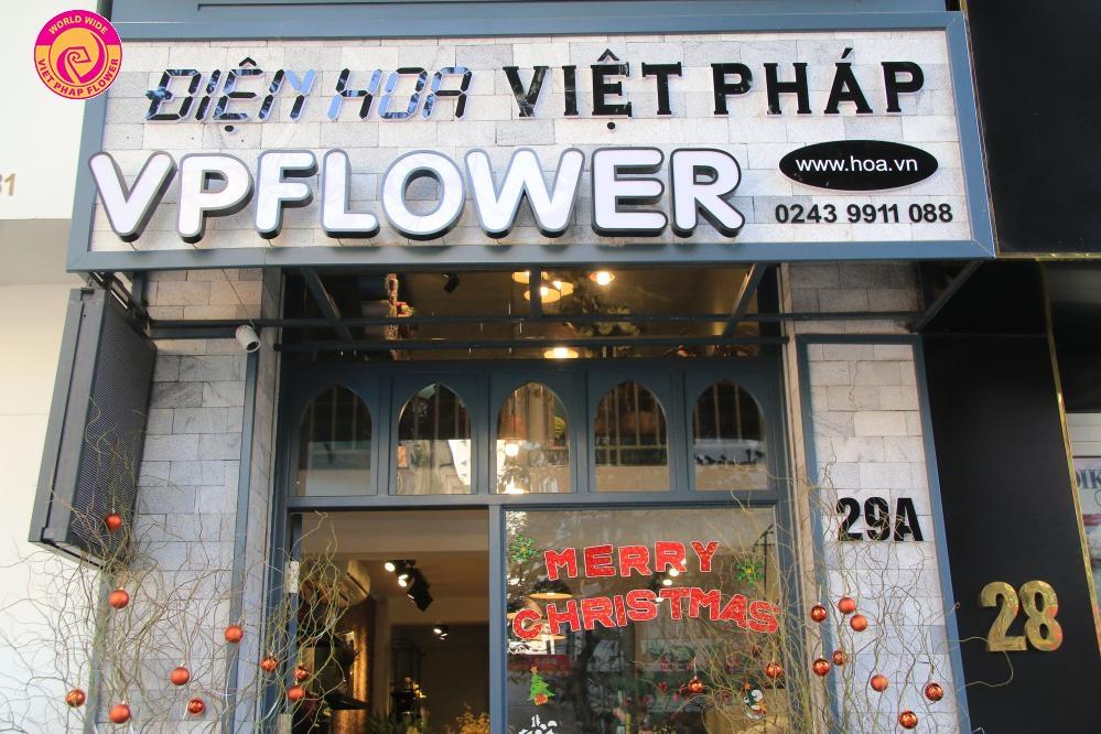Hoa Việt Pháp là một trong những địa chỉ được tin chọn nhất hiện nay