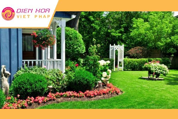 Những lưu ý quan trọng để có vườn hoa đẹp
