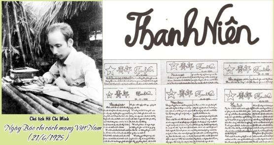 Ngày Báo chí cách mạng Việt Nam do Chủ tịch Hồ Chí Minh thành lập