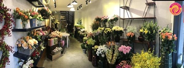 Hoa tươi Việt Pháp là cửa hàng hoa tươi được tin chọn nhất hiện nay