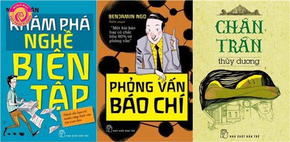 Những cuốn sách hay về nghề báo