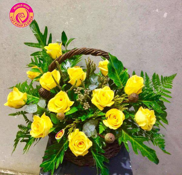 Hoa tươi tặng sinh nhật