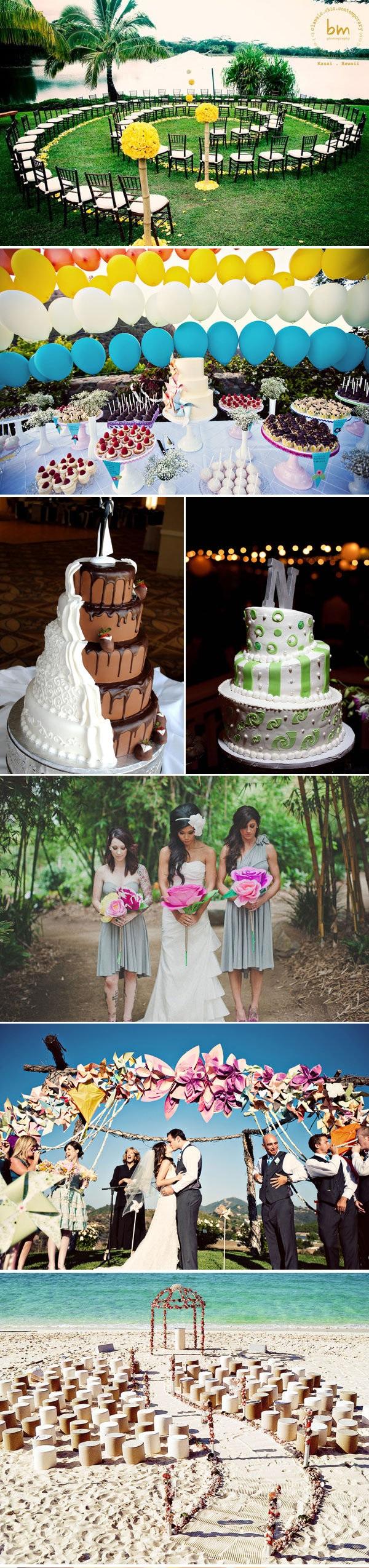 Top 5 phong cách trang trí tiệc cưới ngoài trời hoàn mỹ