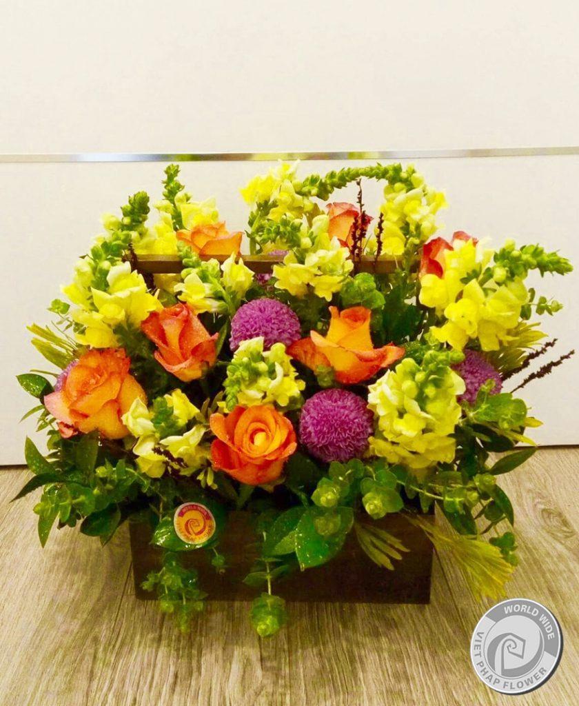 Ngày phụ nữ Việt Nam nên tặng hoa gì