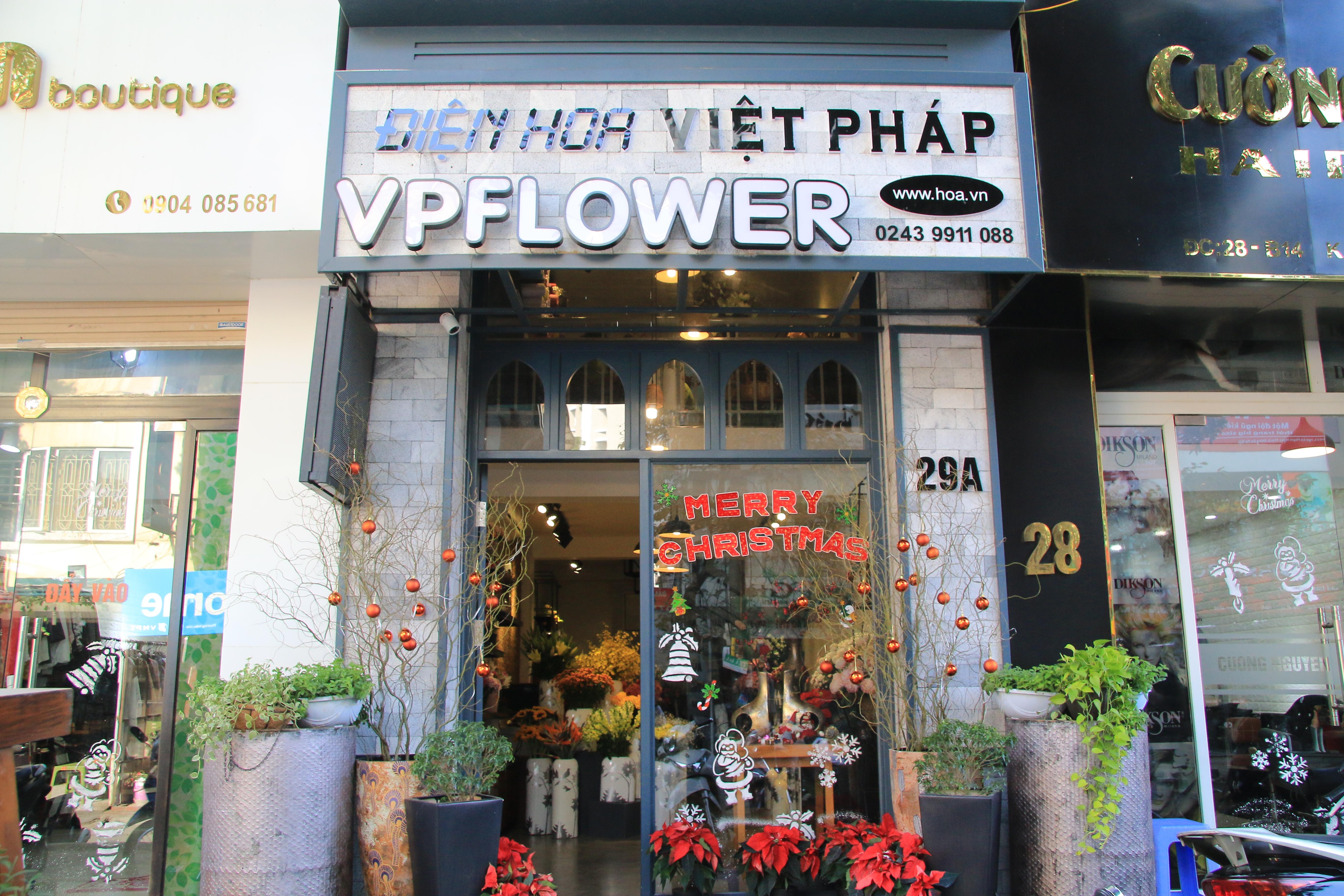 Hoa Việt Pháp tuyển dụng vị trí Người vận chuyển
