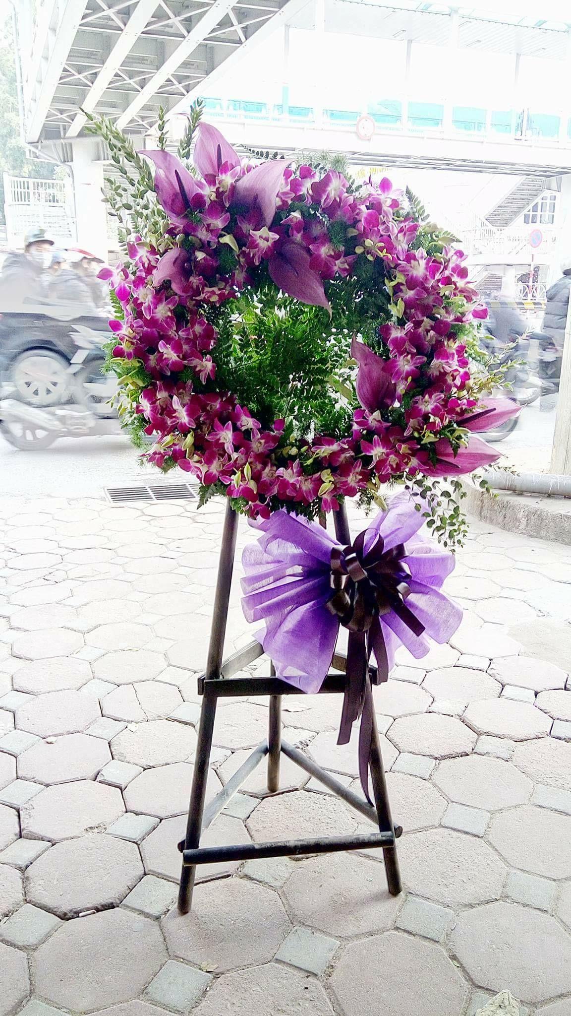 hoa tang – hoa chia buồn