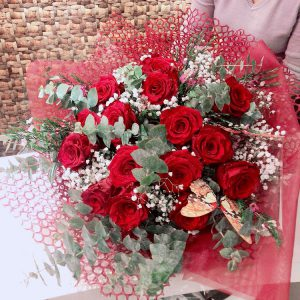 hoa tình yêu love flower