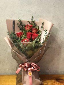 hoa bó hội nghị