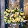 Bình hoa composite đẹp