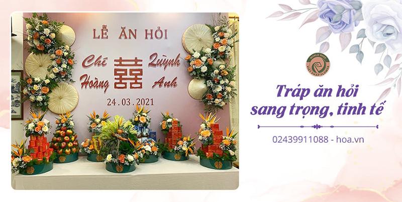 Chúc mừng Điện hoa Toàn Cầu Việt Pháp tròn 20 tuổi