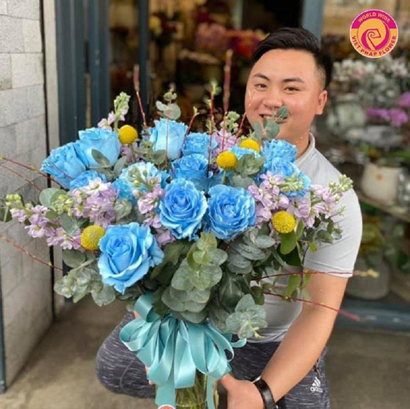 Hoa tươi Đẹp, Sang, Hợp ý - Món quà tuyệt vời cho phái đẹp