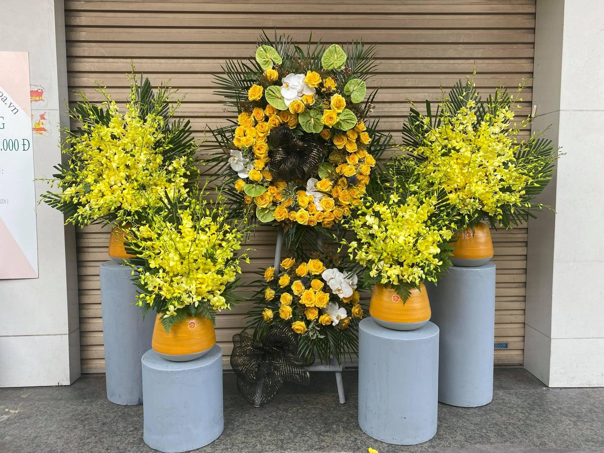hoa chia buồn trọn gói