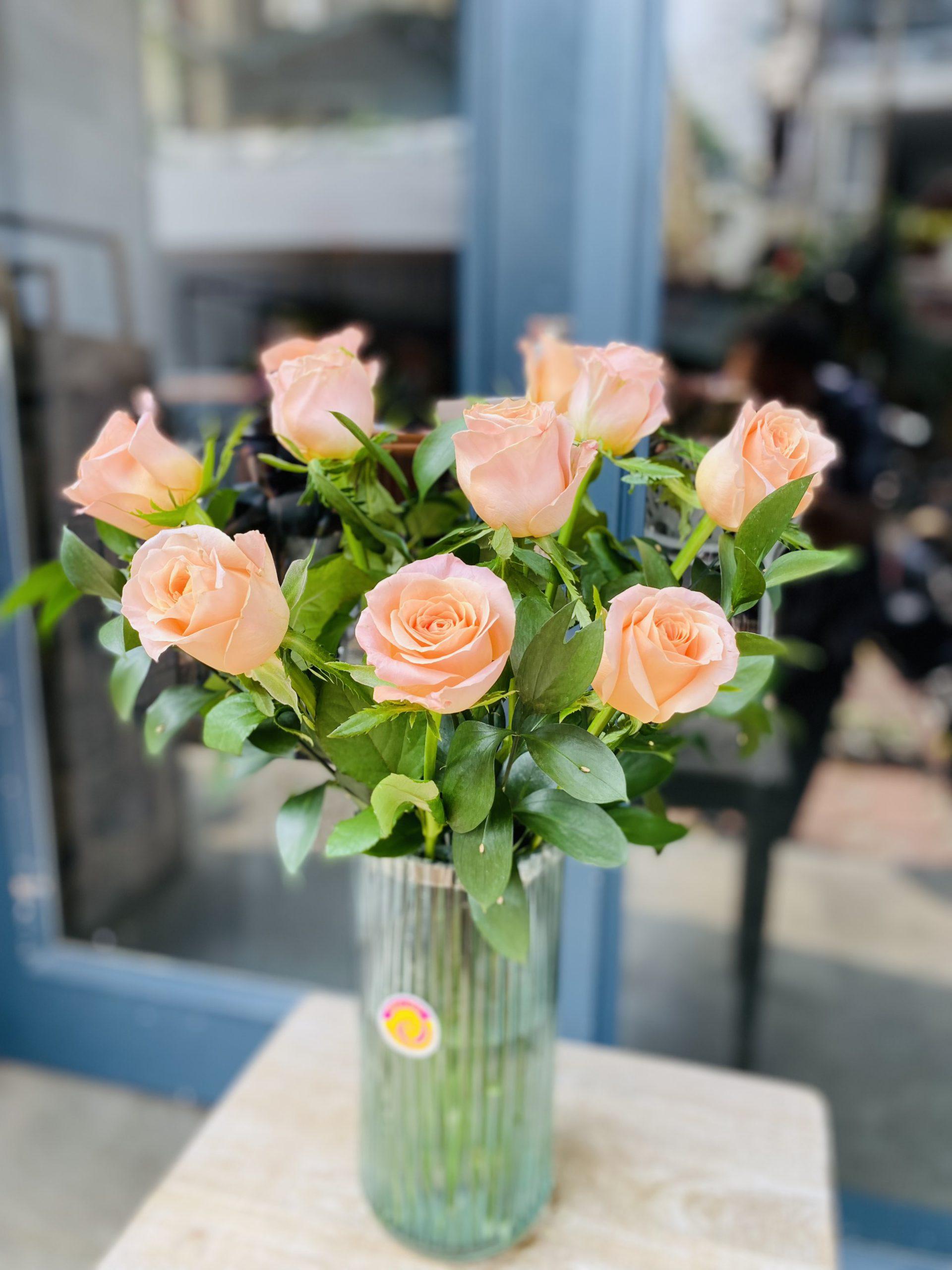 Bình hoa hồng Rose