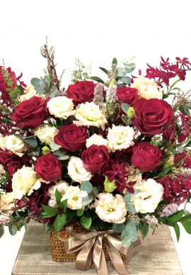 Giỏ hoa bàn VPHB0907211000