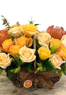 Giỏ hoa để bàn VPHB1107211200