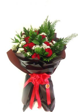 Bó hoa hồng đỏ VPBH1003201500