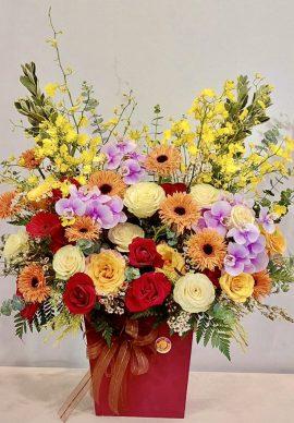 Giỏ hoa bàn VPLB1207211500