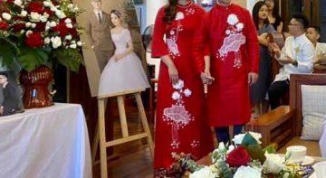 Đám cưới đúng cách mùa Covid
