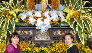 Hoa Việt Pháp kính mừng đại lễ Phật Đản 2019.