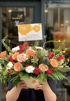Giỏ hoa để bàn VPGH1005211000