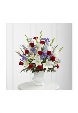 USA Cherished Farewell Arrangement VPB 3400
