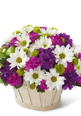 USA The Blooming Bounty Bouquet VPLG 2024
