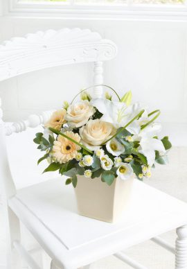 United Kingdom Cream Exquisite Arrangement VPLG 1594