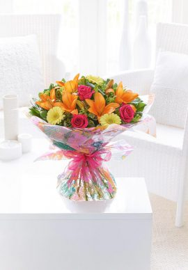 United Kingdom Summer Sunshine Hand Tied VPB 2045
