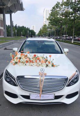 Hoa xe cưới VPXC02