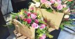 Dịch vụ điện hoa 20/10: Thay bạn nhắn gửi yêu thương