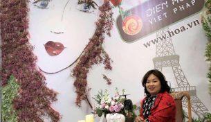 Điện hoa Việt Pháp – Đơn vị cung cấp dịch vụ hoa tươi uy tín, chuyên nghiệp