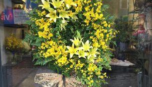 8 mẫu hoa chia buồn tang lễ trang trọng và ý nghĩa nhất