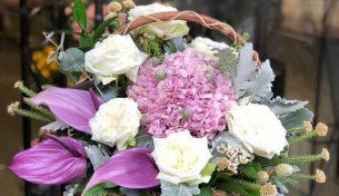 Hoa cho ngày Quốc tế Hạnh phúc