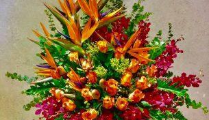 Hoa chúc mừng – món quà nhắn gửi lời yêu thương