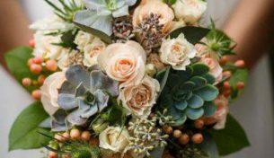 Hoa cưới: điểm nhấn trong ngày trọng đại của đôi lứa