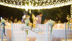Hoa trang trí tiệc cưới – Điểm nhấn ý nghĩa ngày uyên ương kết đôi