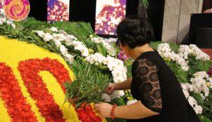 Hoa tươi trang trí sự kiện đẹp – sang trọng – hợp ý