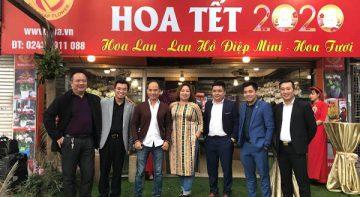 Hoa Việt Pháp khai trương thêm một cửa hàng hoa tươi tại Trung Tự