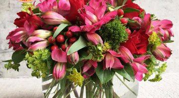 Nghệ thuật thiết kế hoa – 7 hình dáng thiết kế hoa căn bản