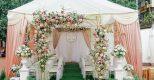 Những mẫu cổng hoa ấn tượng nhất mùa cưới 2019