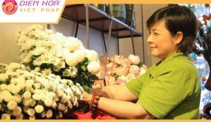Shop hoa tươi ở Hà Nội: Chọn mua hoa tươi đẹp số lượng lớn