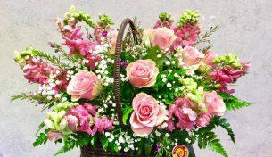 Shop hoa tươi nhập khẩu đẹp và lâu năm nhất tại Hà Nội