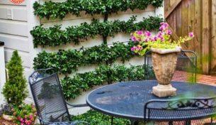Thiết kế sân vườn hoa đẹp đơn giản với những bí quyết hay nhất