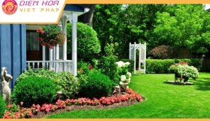 Thiết kế vườn hoa đẹp: 3 bí quyết bỏ túi cho mọi gia đình