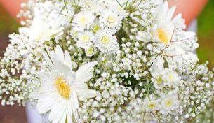 Vẻ đẹp của những đoá hoa mang phong cách Rustic