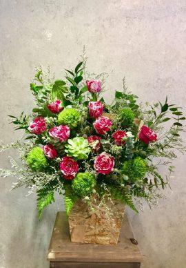 Lẵng hoa để bàn VPLH200620150